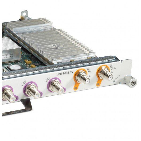 UBR-MC88V Cisco UBR7200 MC88V Line Card Refurbished