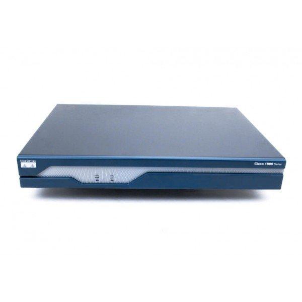C1841-T1SEC-V2/K9 Cisco 1800 Series  HWIC-1DSU-T1 Advanced Security Router Refurbished