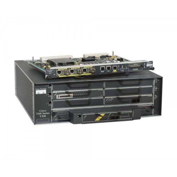 CISCO7204VXR Cisco 7200 Series Router Refurbished