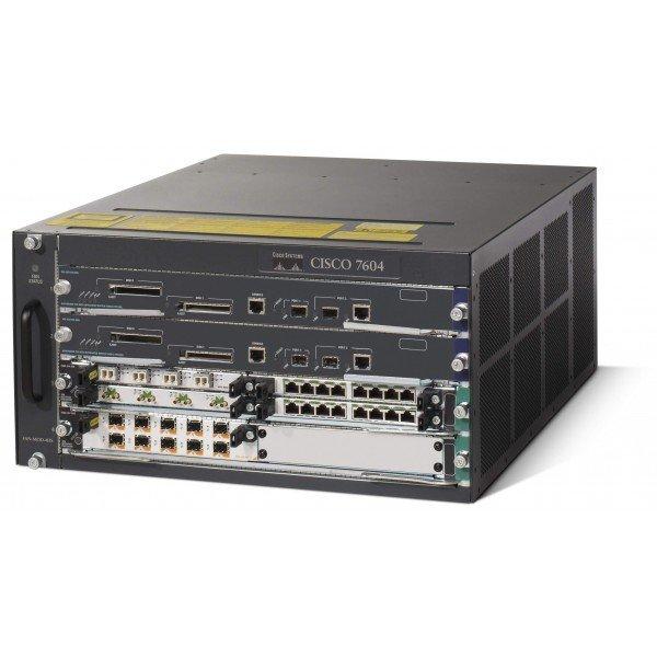 CISCO7604 Cisco 7600 Series Router Chassis Refurbi...