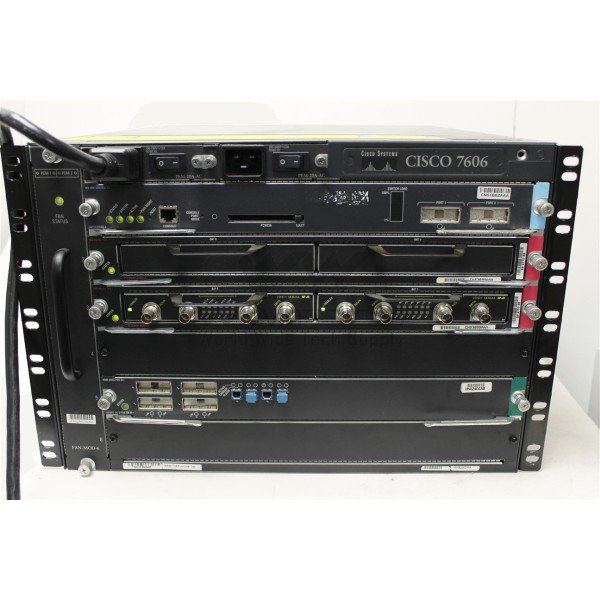 CISCO7606 Cisco 7600 Series Router Refurbished