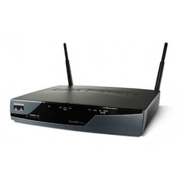 CISCO876W-G-E-K9 Cisco 800 Series ADSL Security Wi...