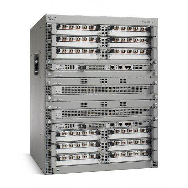 ASR-1013 Cisco ASR 1000 Series Router Chassis  Ref...