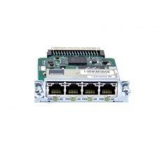 HWIC-4ESW Cisco WAN Interface Fast Ethernet Router...
