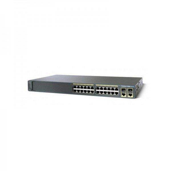 WS-C2960-24LC Cisco Catalyst 2960 Series Fast Ethe...
