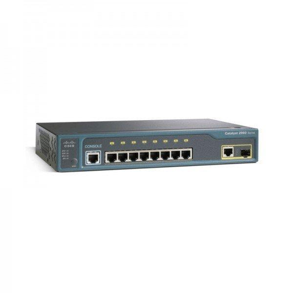 WS-C2960-8TC-L Cisco Catalyst 2960 Series 8 Ports ...