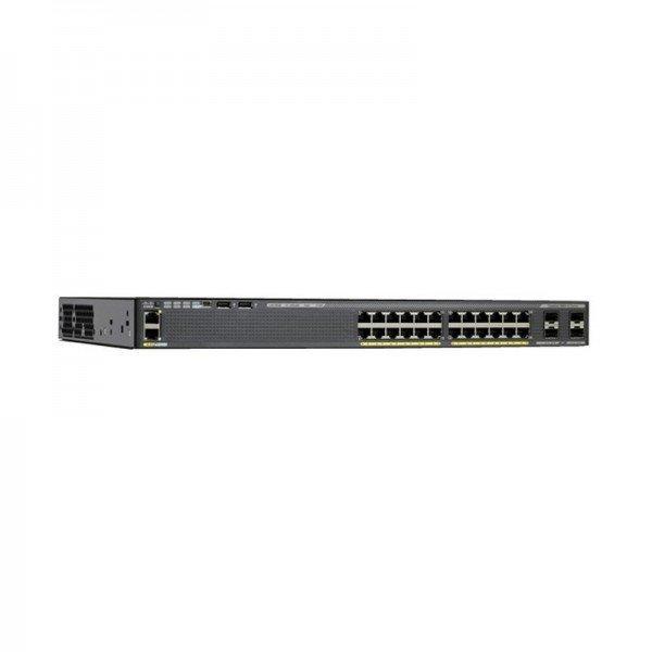 WS-C2960X-24PD-L Cisco Catalyst 2960X Series 24 Po...