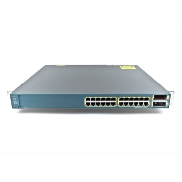 WS-C3560E-24PD-S Cisco Catalyst 3560 E Series PoE ...