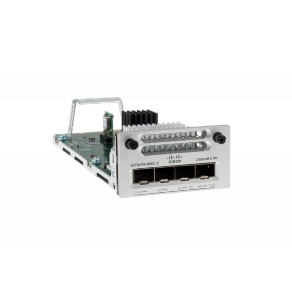 C3850-NM-2-10G Cisco Catalyst 3850 10G Network Mod...