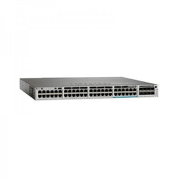 WS-C3850-12X48U-S Cisco Catalyst 3850 Series Multi...