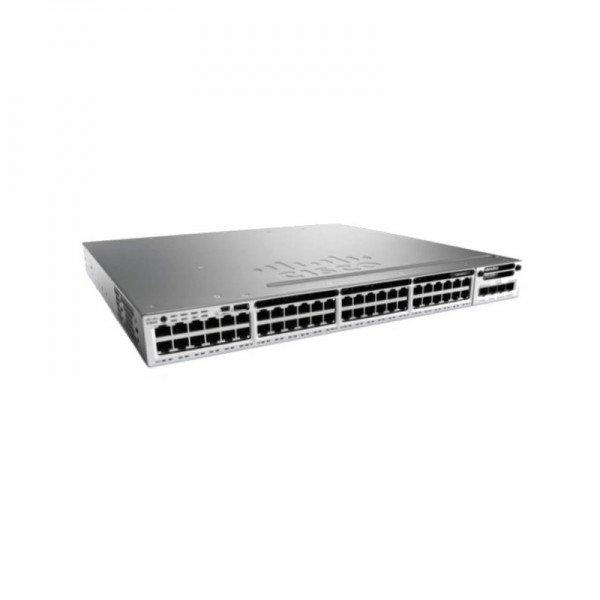 WS-C3850-48U-S Cisco Catalyst 3850 Series UPoE Gig...