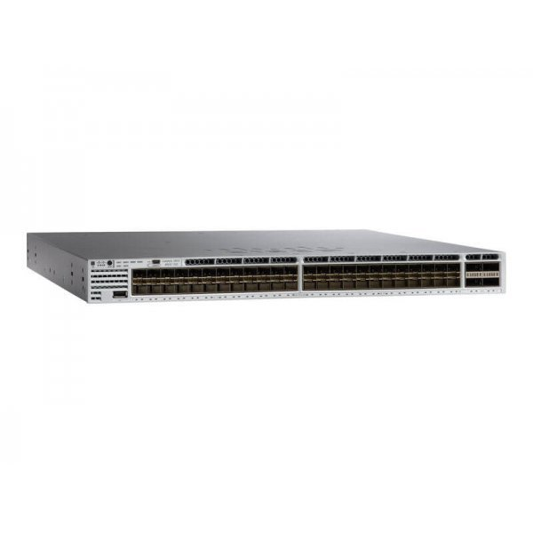 WS-C3850-48XS-F-S Cisco Catalyst 3850 Series 48 SF...
