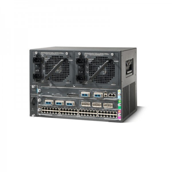 WS-C4503-E-S2+48V Cisco 4500E Series PoE Layer 4 S...