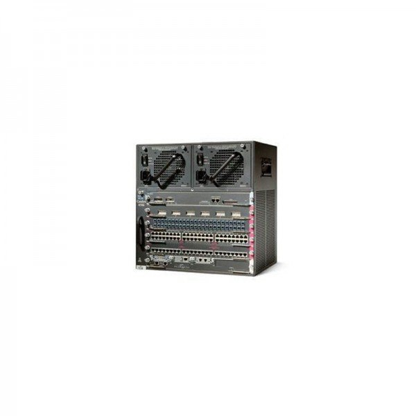 WS-C4506-E Cisco Catalyst 4500 Chassis FAN 6 slots...
