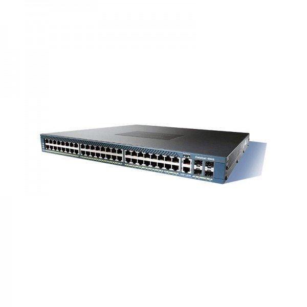 WS-C4948-10GE Cisco Catalyst 4900 Series Gigabit E...