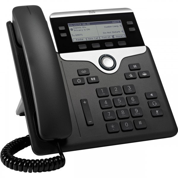 CP-7841-K9 Cisco UC IP Phone 7841 VoIP Refurbished