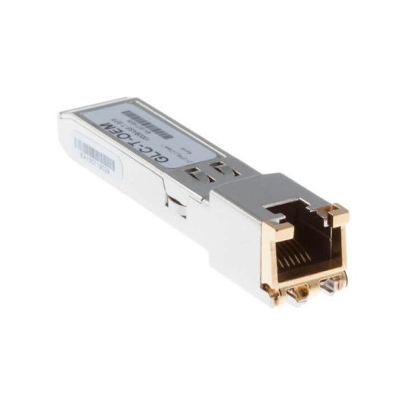 GLC-T Cisco Transceiver RJ45 Connector Refurbished